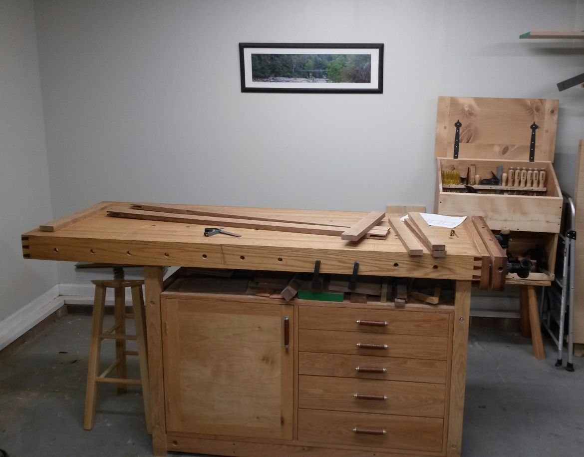 About – Forsythe Fine Woodworking